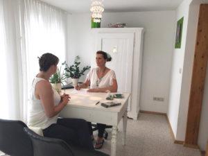 Schmerzen im unteren Rücken in Markdorf behandeln